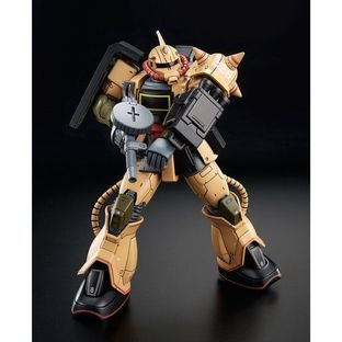 HG 1/144 ZAKU DESERT TYPE  [Aug 2020 Delivery]