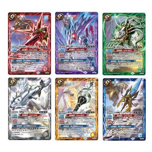 BATTLE SPIRIT LIMITED CARD SET 2019 [Jun 2020 Delivery]