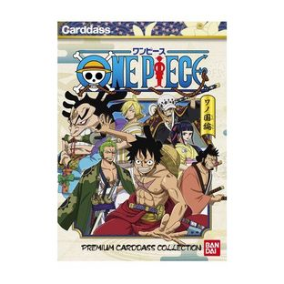 One Piece Carddass Premium Edition Wanokunni Ver. [Jun 2020 Delivery]