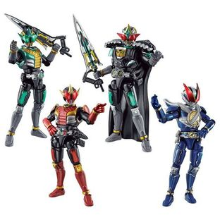 SO-DO CHRONICLE SO-DO KAMEN RIDER DEN-O START FROM ZERO W/O GUM