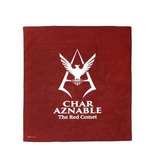 Mobile Suit Gundam Char Aznable Emblem Bandana