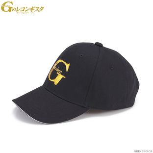 """G"" emblem Cap—Gundam Reconguista in G"