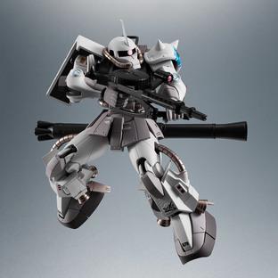 THE ROBOT SPIRITS <SIDE MS> MS-06R-1A ZAKU II HIGH MOBILITY TYPE SHIN MATSUNAGA'S CUSTOM MODEL ver. A.N.I.M.E.