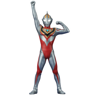 LARGE KAIJU SERIES ULTRA NEW GENERATION ULTRAMAN GAIA(V2) APPEARANCE POSE