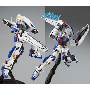 MG 1/100 MISSION PACK D-TYPE & G-TYPE for GUNDAM F90 [Apr 2021 Delivery]