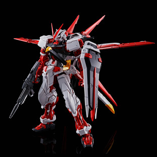 MG 1/100 GUNDAM ASTRAY RED FRAME FLIGHT UNIT [Aug 2021 Delivery]