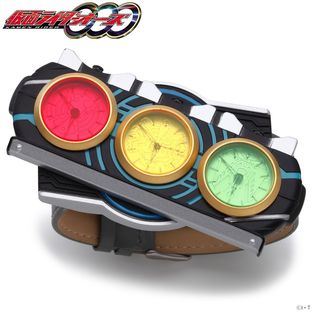 Kamen Rider OOO Live Action Watch