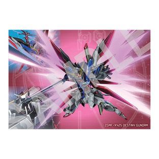 Postcard Book Set—Mobile Suit Gundam SEED and Mobile Suit Gundam SEED Destiny