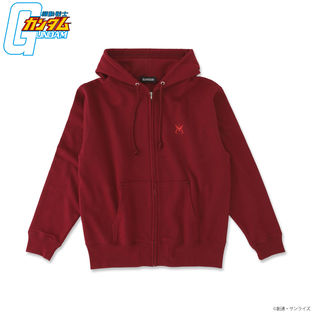 Mobile Suit Gundam RED Series Hoodie