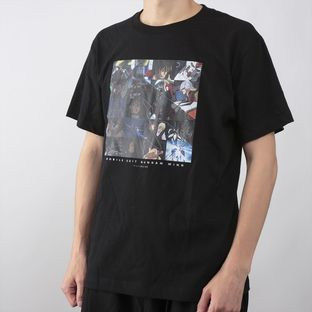 Heero, Distracted by Defeat T-shirt—Mobile Suit Gundam Wing