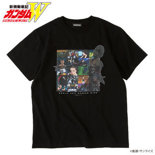 The Victoria Nightmare T-shirt—Mobile Suit Gundam Wing