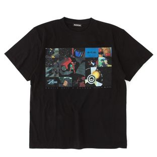 The Black Gundam T-shirt—Mobile Suit Zeta Gundam