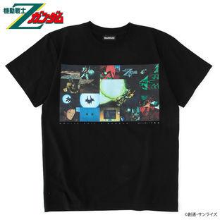 Reunion T-shirt—Mobile Suit Zeta Gundam