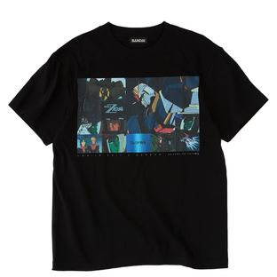 Jerid's Desperate Attack T-shirt—Mobile Suit Zeta Gundam
