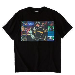 Cinderella Four T-shirt—Mobile Suit Zeta Gundam