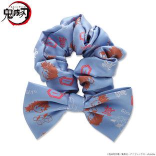 Ribbon Scrunchie—Demon Slayer: Kimetsu no Yaiba