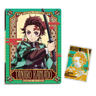 DEMON SLAYER: KIMETSU NO YAIBA WAFERS CARD FILE [Oct 2020 Delivery]