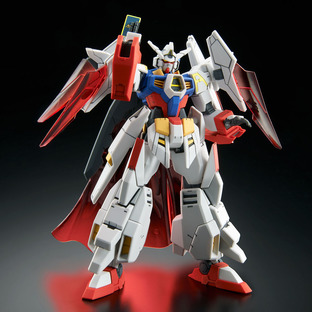 HG 1/144 TRY AGE GUNDAM [Aug 2021 Delivery]