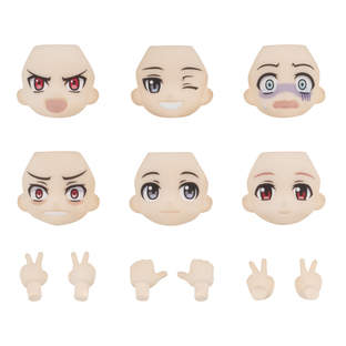 AQUA SHOOTERS! FACE PARTS SET 03