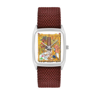 The Return of Ishtar Wristwatch—Namco Museum/LAPS Collaboration