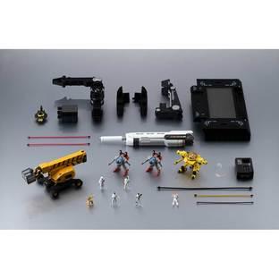 METAL STRUCTURE 解体匠機 RX-93 νGUNDAM OPTION PARTS LONDO BELL ENGINEERS