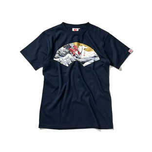 Z'Gok and the Great Wave T-shirt—Mobile Suit Gundam/STRICT-G JAPAN Collaboration