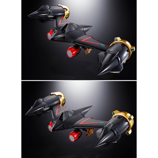 SOUL OF CHOGOKIN GX-68X STAR GAOGAIGAR OPTION SET 【The Ultimate King of Braves ver.】
