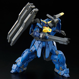 HG 1/144 HEAVY GROUND ARMOR UNIT EXPANSION PARTS for GUNDAM GEMINASS 02 [June 2021 Delivery]