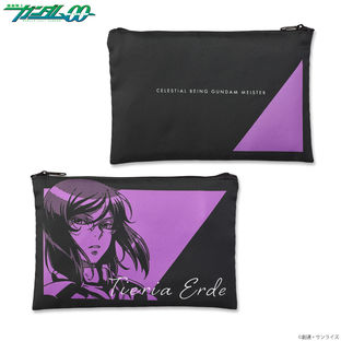 Mobile Suit Gundam 00 Bicolor-themed Pouch