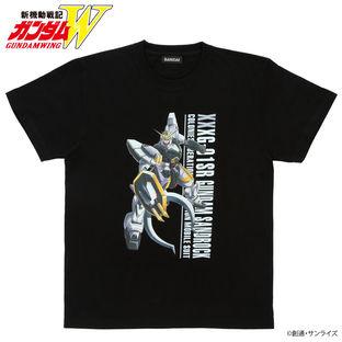 Mobile Suit Gundam Wing Full Color T-shirt Version 2.0