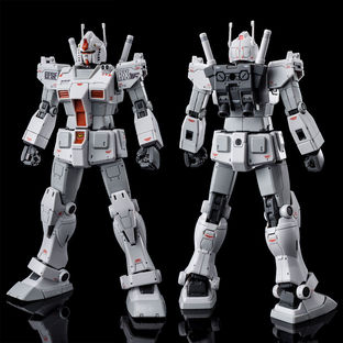 HG 1/144 RX-78-02 GUNDAM ROLLOUT COLOR (GUNDAM THE ORIGIN Ver.) [May 2021 Delivery]
