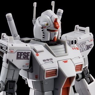 HG 1/144 RX-78-02 GUNDAM ROLLOUT COLOR (GUNDAM THE ORIGIN Ver.)  [Jul 2021 Delivery]