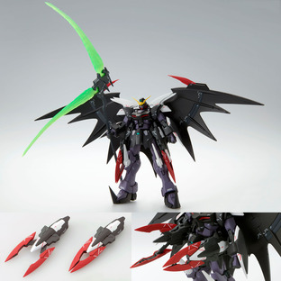 MG 1/100 EXPANSION PARTS SET for MOBILE SUIT GUNDAM W EW SERIES (The Glory of Losers Ver.) [Aug 2021 Delivery]