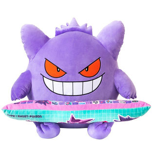 POKEMON PC CUSHION GENGAR [Jul 2021 Delivery]