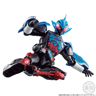 SO-DO CHRONICLE KAMEN RIDER OOO SARAMIUO COMBO W/O GUM