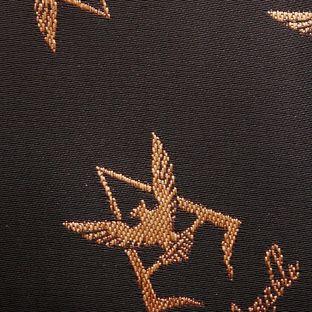 Mobile Suit Gundam Char Aznable Golden Emblem Long Wallet