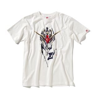 Zeta Gundam T-shirt—Mobile Suit Zeta Gundam/STRICT-G JAPAN Collaboration