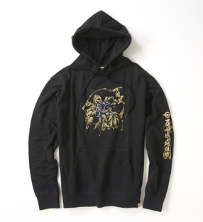 Hyaku Shiki Hoodie—Mobile Suit Zeta Gundam/STRICT-G JAPAN Collaboration