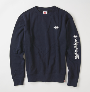 Palace Athene Sweatshirt—Mobile Suit Zeta Gundam/STRICT-G JAPAN Collaboration