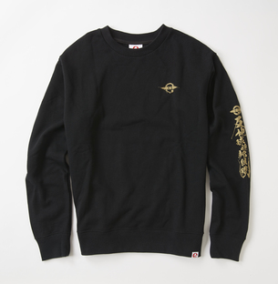 The-O Sweatshirt—Mobile Suit Zeta Gundam/STRICT-G JAPAN Collaboration