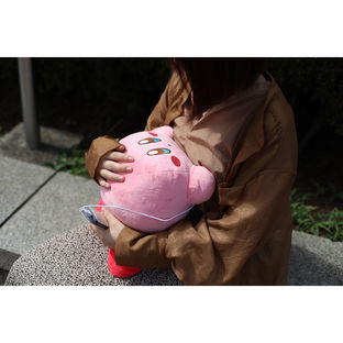 <FREE DELIVERY> KIRBY PLUSH USB WARMER