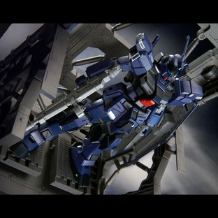 HG 1/144 PALE RIDER DⅡ (TITANS) [Sep 2021 Delivery]