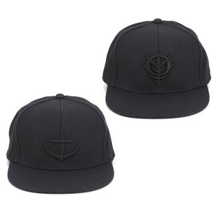 Mobile Suit Gundam Black Emblem Cap