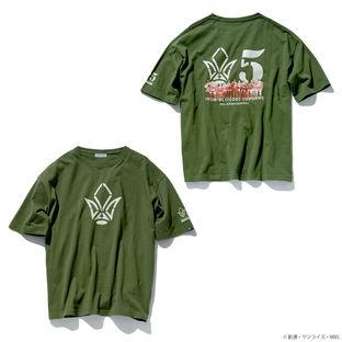 Tekkadan T-shirt—Mobile Suit Gundam IRON-BLOODED ORPHANS/STRICT-G Collaboration