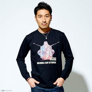 RX-78GP02A Gundam Long-Sleeve T-shirt—Mobile Suit Gundam 0083: Stardust Memory