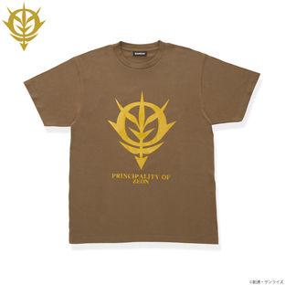 Mobile Suit Gundam Zeon Golden Emblem T-shirt