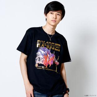 RX-105 Ξ Gundam T-shirt—Mobile Suit Gundam Hathaway/STRICT-G Collaboration