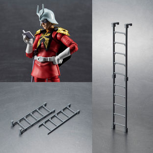 G.M.G. Principality of Zeon Army Soldier 04~06 Normal Suit Soldier & Char Aznable Set【with gift】