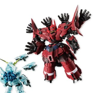 [3-in-1] UC0096 FINAL BATTLE SET (CONV.NEO ZEONG/OP PARTS/UNICORN AWAKEN) W/O GUM