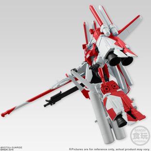 GD UNIVER.UNIT HMBIRD RED/AS. KINGDOM FAZZ 2 IN 1 SET W/O GUM [April 2017 Delivery]